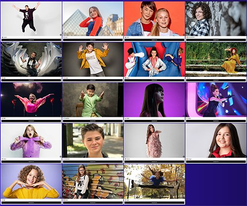 Junior Eurovision Vote